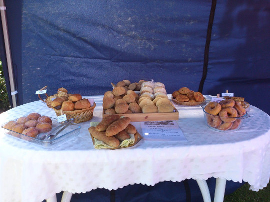 The Market Seller Experience – Pokesdown Market - Sweets & Rolls