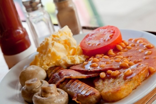 How Many Calories In A Full English Breakfast?